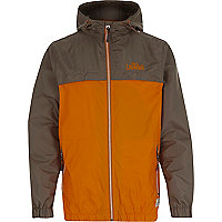 Orange Tokyo Laundry block colour jacket