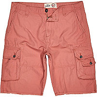 Brown Tokyo Laundry cargo shorts