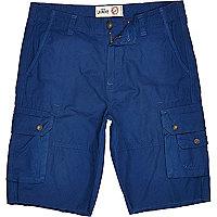 Blue Tokyo Laundry cargo shorts