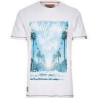 White Tokyo Laundry California t-shirt