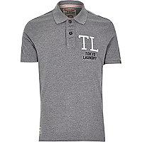 Grey Tokyo Laundry polo shirt