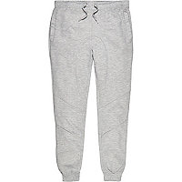 Light grey smart joggers