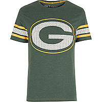 Green NFL Green Bay Packers team t-shirt