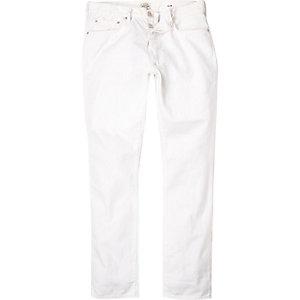 White Dylan slim jeans
