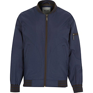 Blue Only & Sons bomber jacket