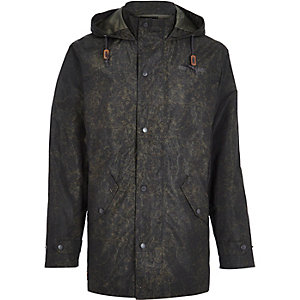 Green Only & Sons print jacket