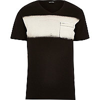 Black Only & Sons V-neck t-shirt