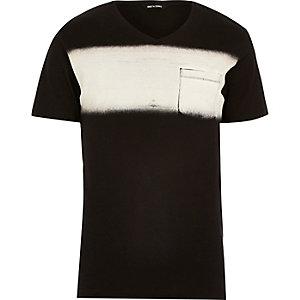 Black Only & Sons V-neck t-shirt