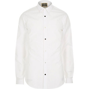 White Holloway Road long sleeve shirt