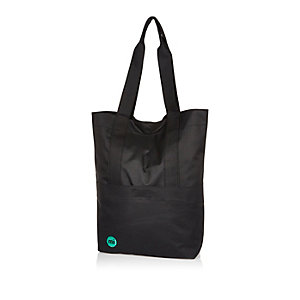 Black Mipac tote bag