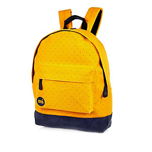 Yellow Mipac dotty backpack