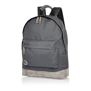 Grey MiPac backpack