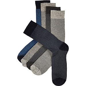 Blue socks pack