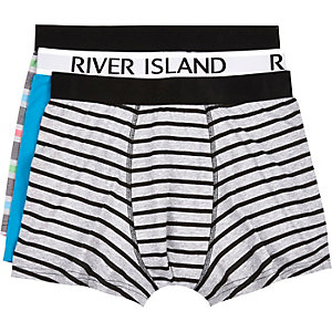Mixed RI branded boxer shorts pack