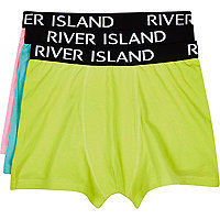 Colourful RI boxer shorts pack