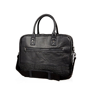 Black Bag Davidson Workbag
