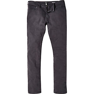 Grey Danny superskinny jeans