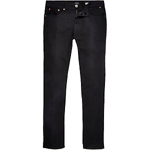Stay black Sid skinny stretch jeans