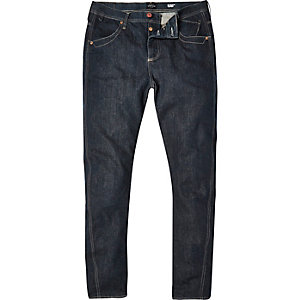 Dark wash Tony slouch taper jeans