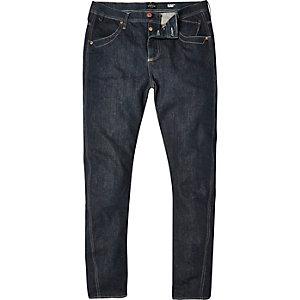 Dark wash Tony slouch taper jeans