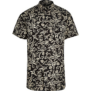 Black Jack & Jones Vintage ornamental shirt
