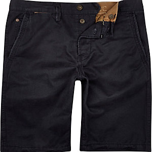 Navy Jack & Jones Vintage shorts