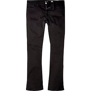 Black Sid skinny kickflare jeans