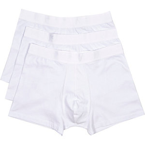 White trunks pack