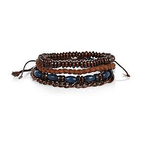Red 4 pack bracelets
