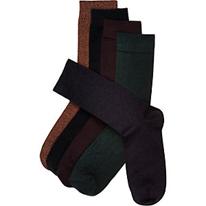 Mixed ankle socks pack