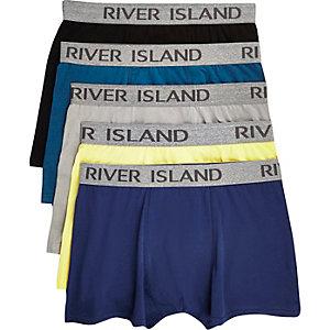Mixed RI boxer shorts pack