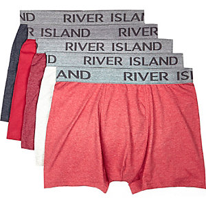 Pink boxer shorts pack