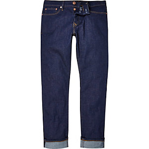 Blue wash Dylan slim jeans