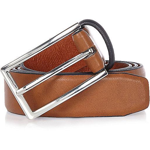 Brown smart belt