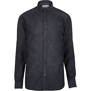 Dark grey Only & Sons shirt