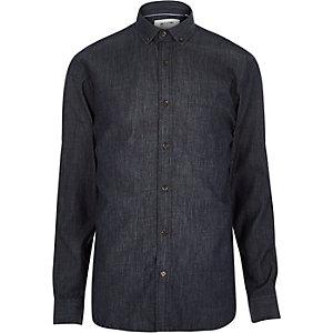 Dark grey Only & Sons shirt