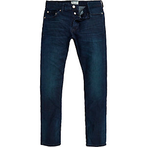 Dark wash Only & Sons skinny jeans