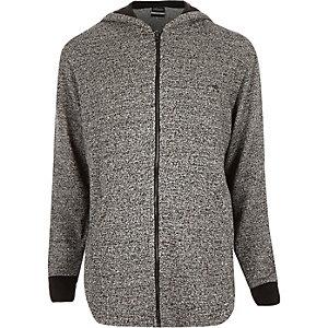 Grey marl Antioch hoodie