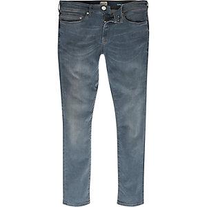 Mid wash Danny super skinny jeans