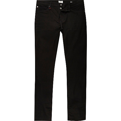 Black Dylan RI Flex slim jeans