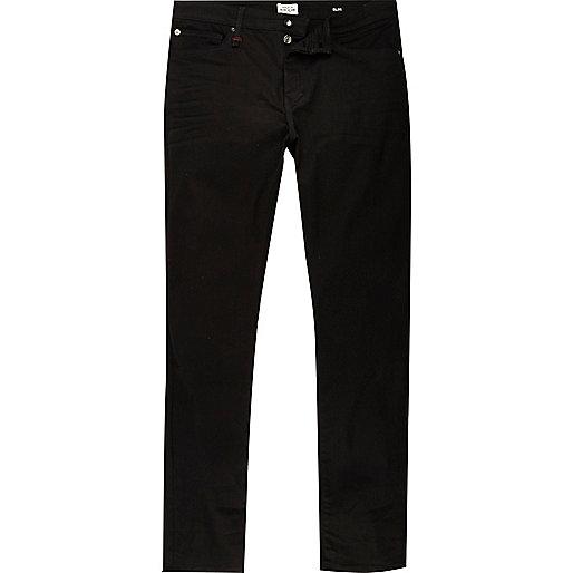 RI Flex – Dylan – Schwarze Slim Fit Jeans