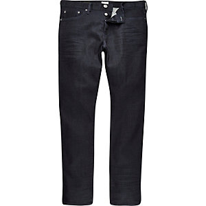 Darkest blue wash Dylan slim jeans