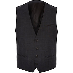 Dark grey Vito vest