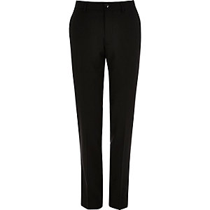 Black Vito slim suit pants