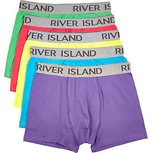 Mixed brights trunks pack