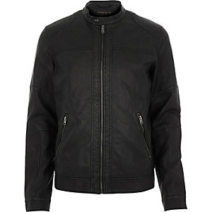 Black Jack & Jones Vintage biker jacket
