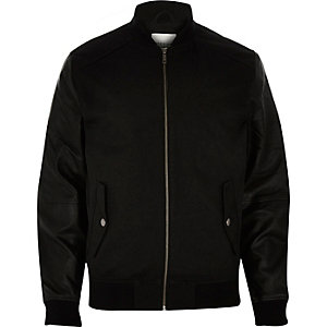 Black Jack & Jones Premium bomber jacket
