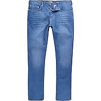 Bright blue wash Dylan slim fit jeans