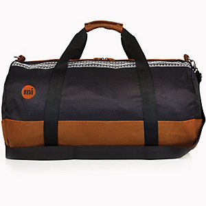Black Mipac duffle holdall bag