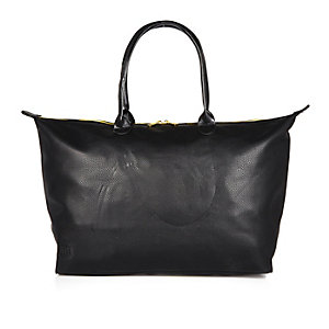 Black Mipac weekend bag
